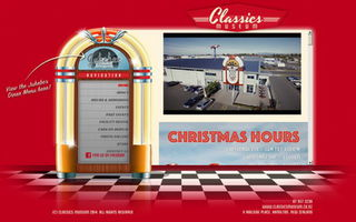 Classics Museum & JukeBox Dinner